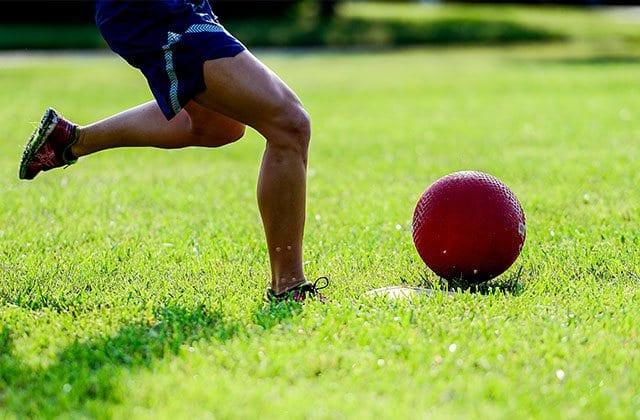 Adult COED Kickball
