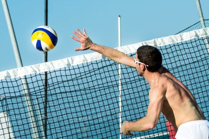 Sand VolleyBall in Grapevine, Texas