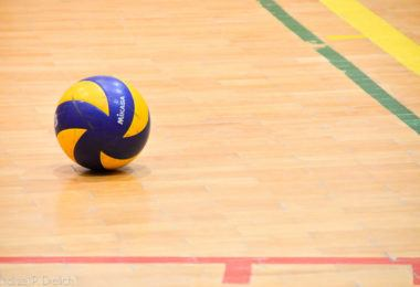 piłka siatkówka mikasa 1