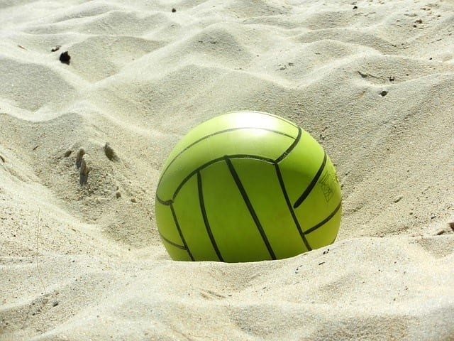 Adult Sand Volleyball