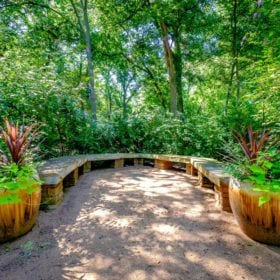 Botanical Gardens, Grapevine Texas