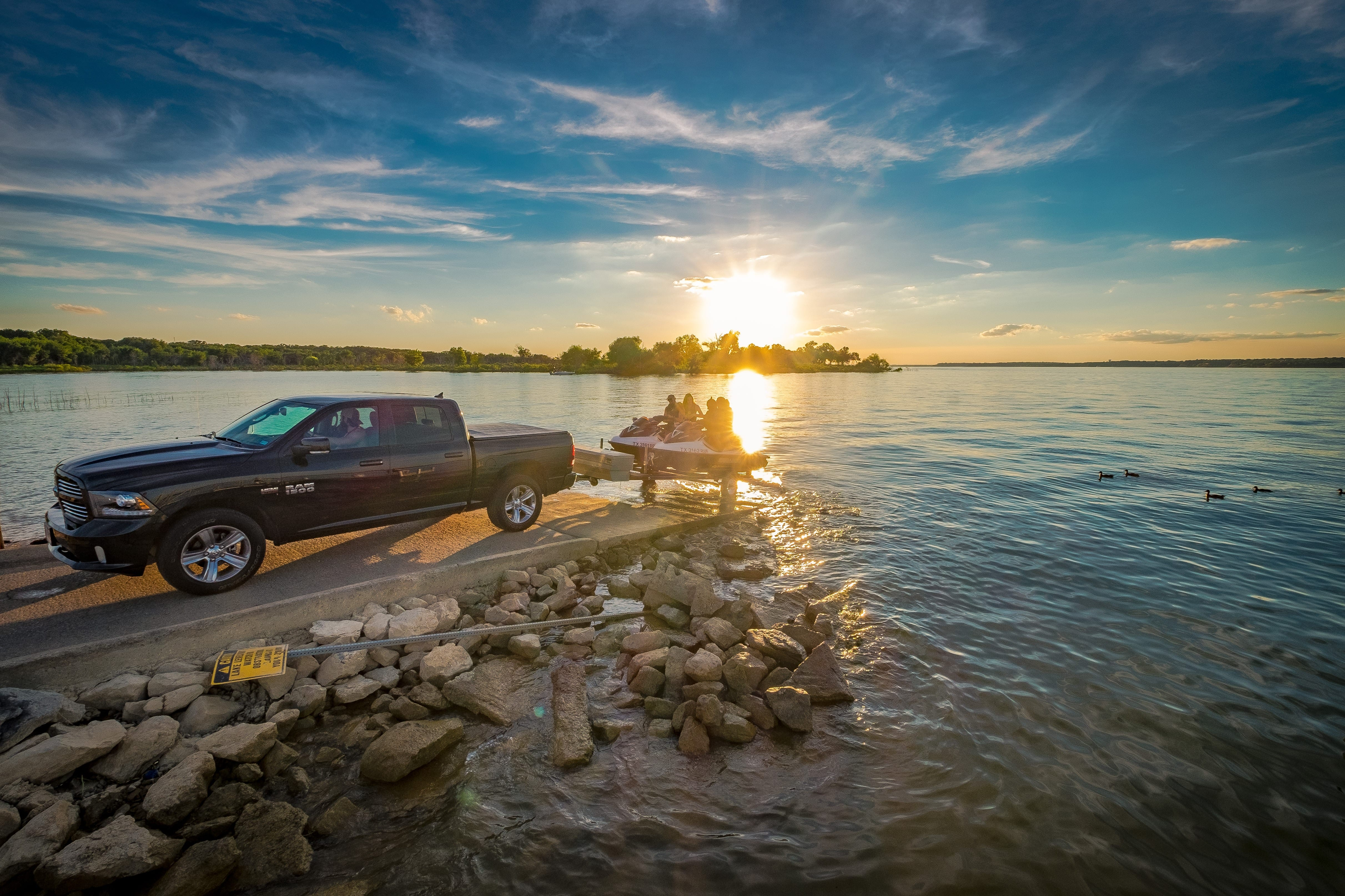 Lakeview Boat Ramp - GoGrapevine