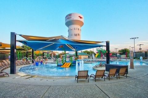Dove Waterpark in Grapevine, Texas