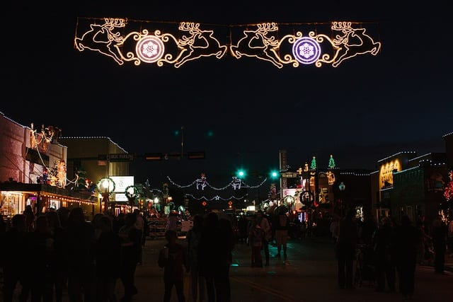 Next. Grapevine Parks & Recreation - Christmas Light Show Spectacular - GoGrapevine