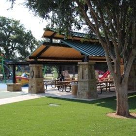 Casey's Clubhouse Pavilion