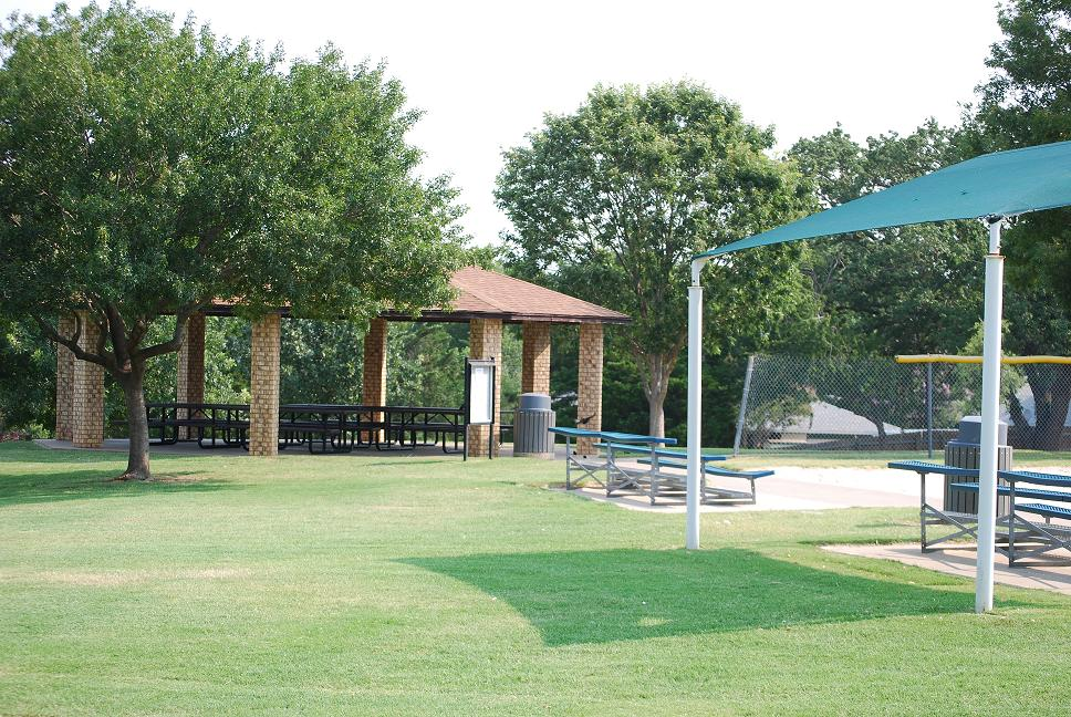 Dove Park North Pavilion