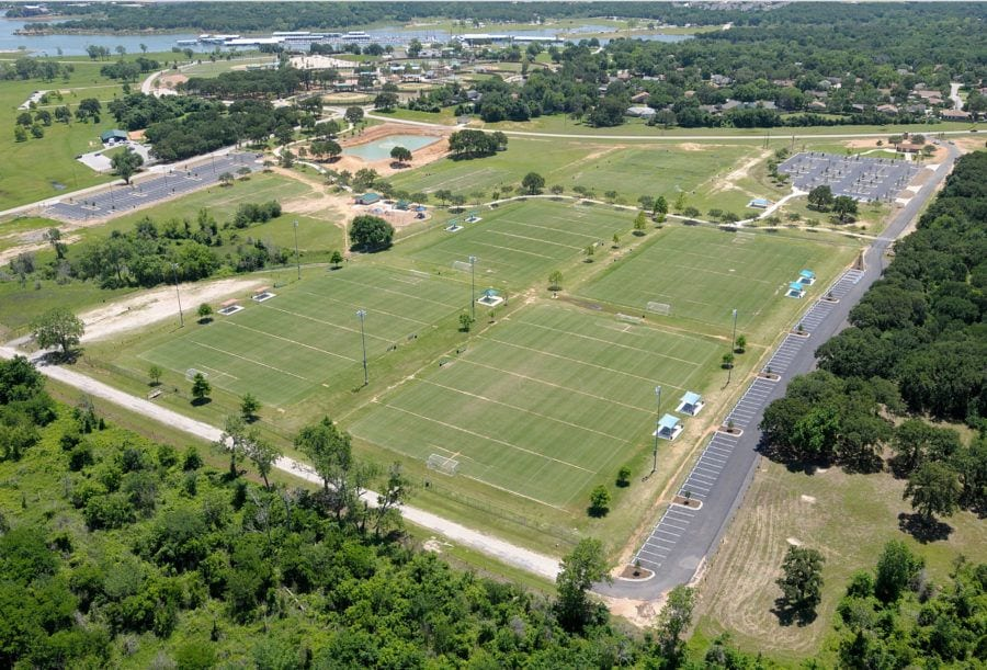 Oak Grove Soccer in Grapevine, Texas