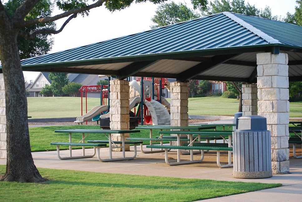 Pickering Park Pavilions