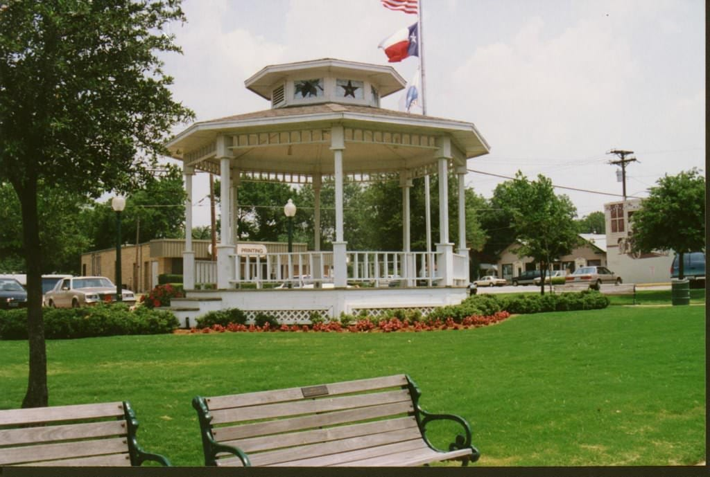 Townsquare of Grapevine