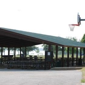 Trawick Pavilion