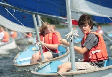 Sailing Camp in Grapevine, Texas