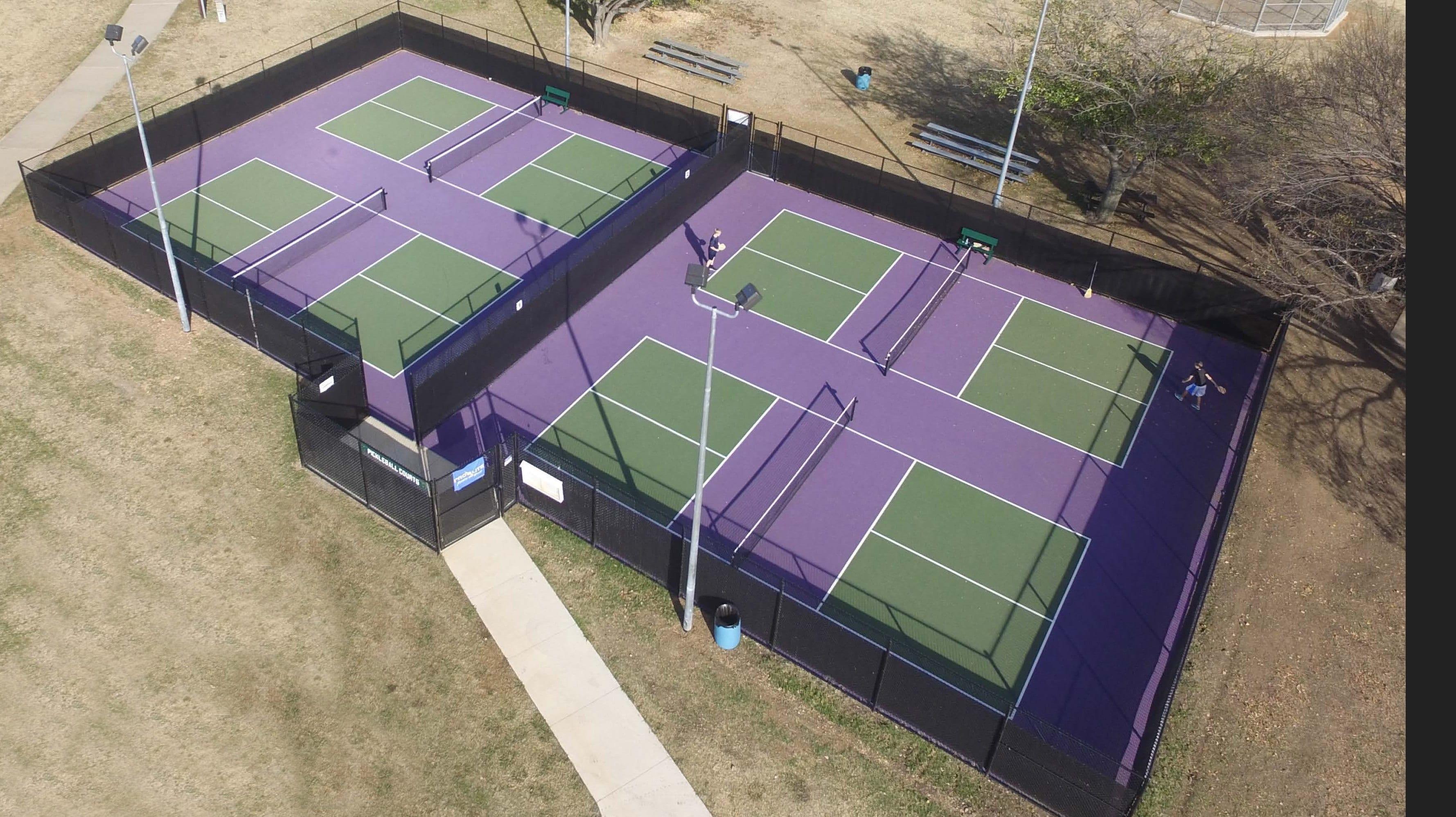 Dove Park Pickleball Courts