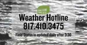 Weather Hotline 8174103475