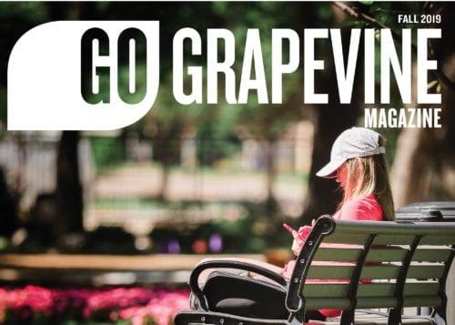 GoGrapevine Magazine Cover