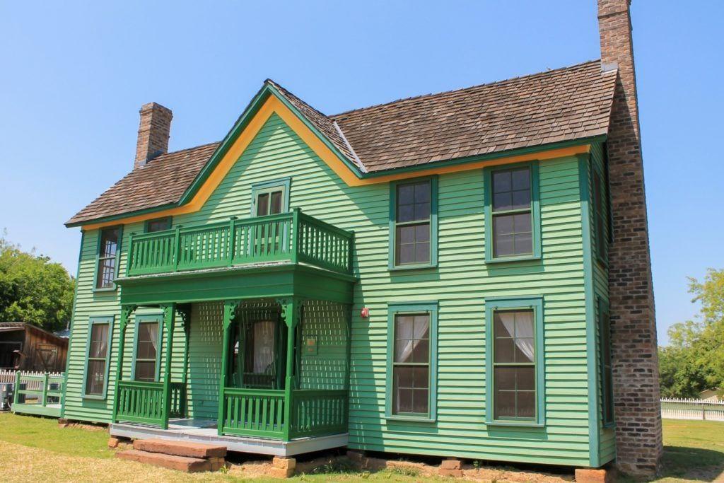 Nash Farms Green House
