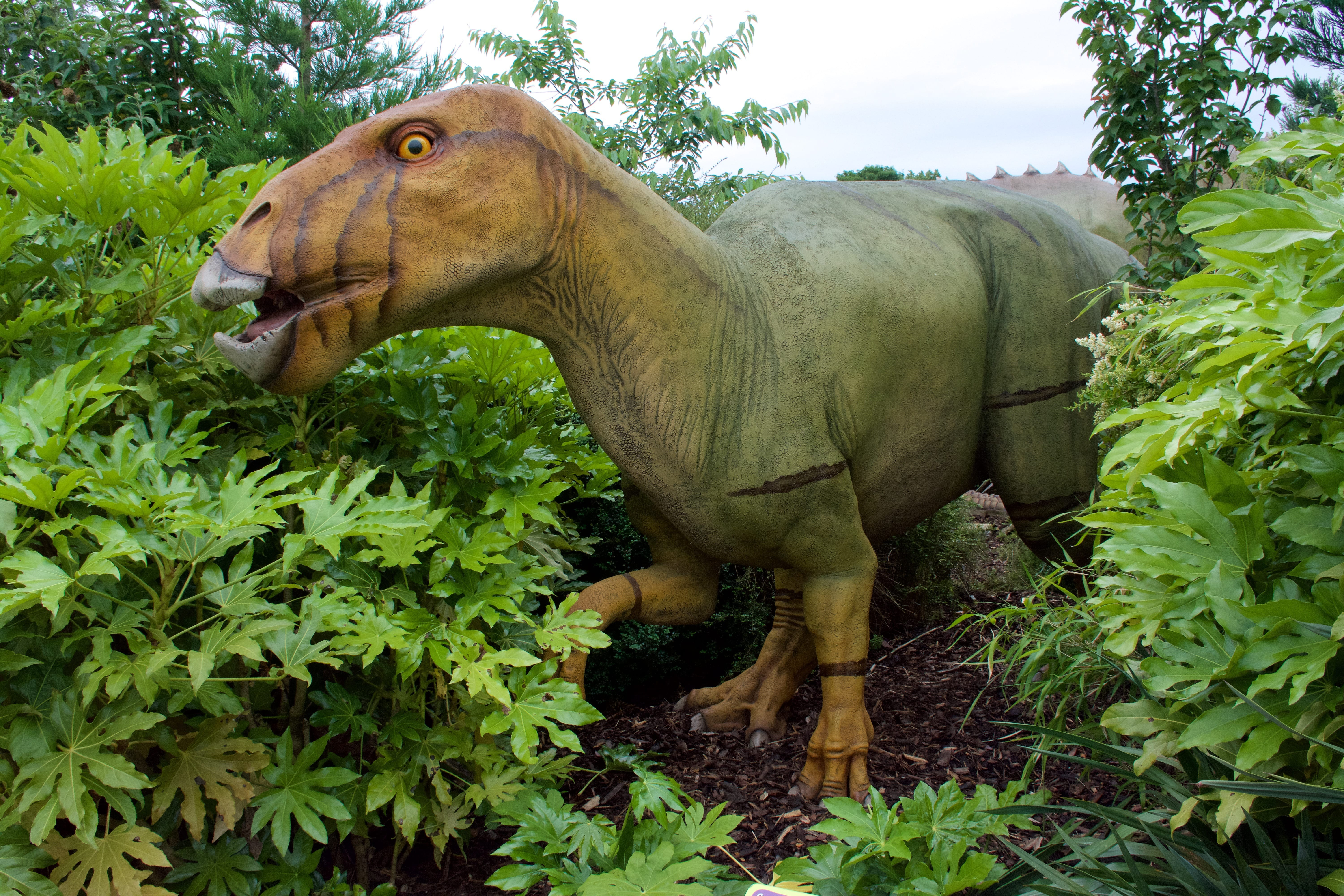The Dinos Return with an Even Bigger Bite at Jurassic Gardens!