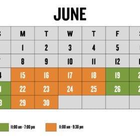 calendar graphics 2020 DJune scaled