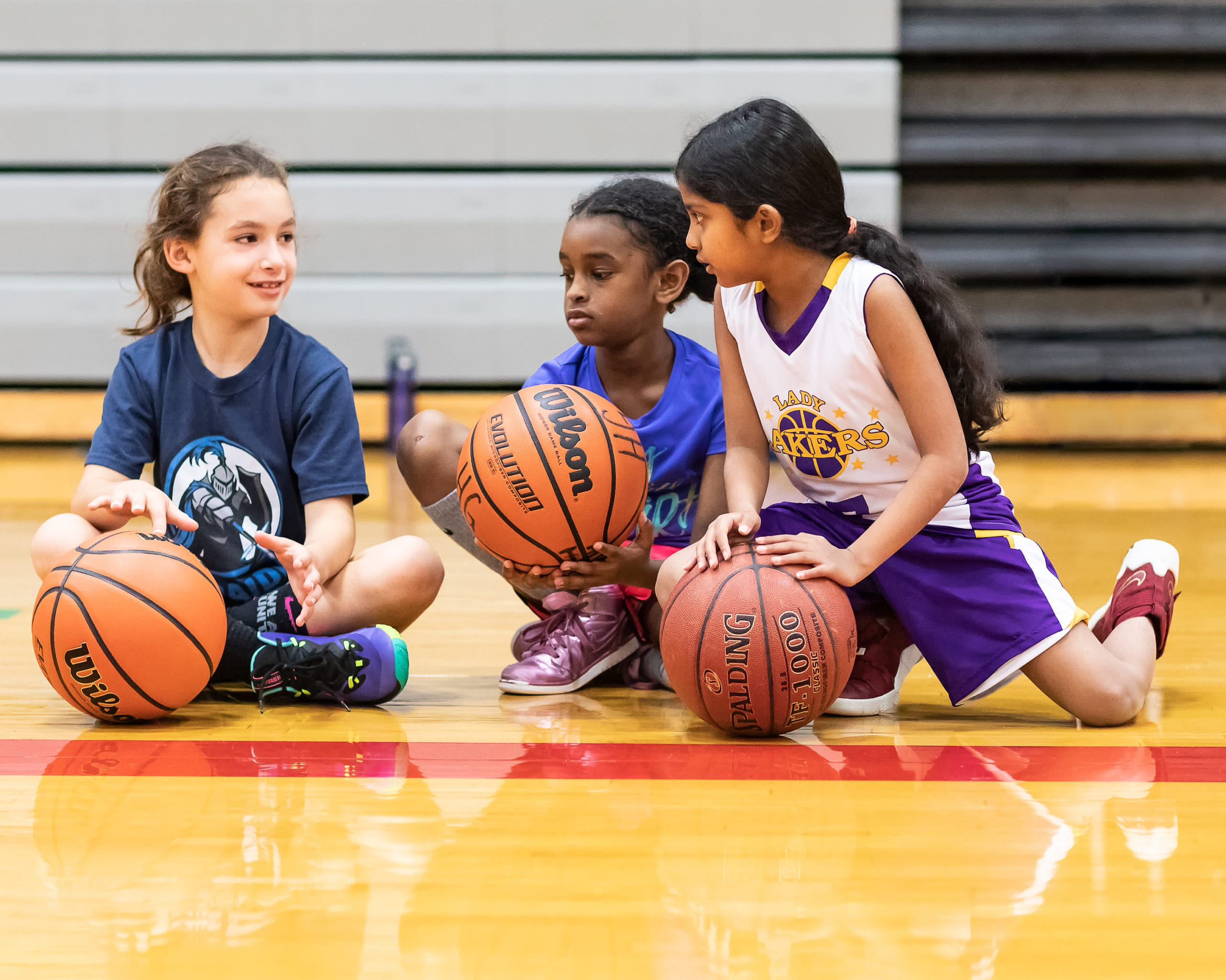 Youth Athletics Sports Camps