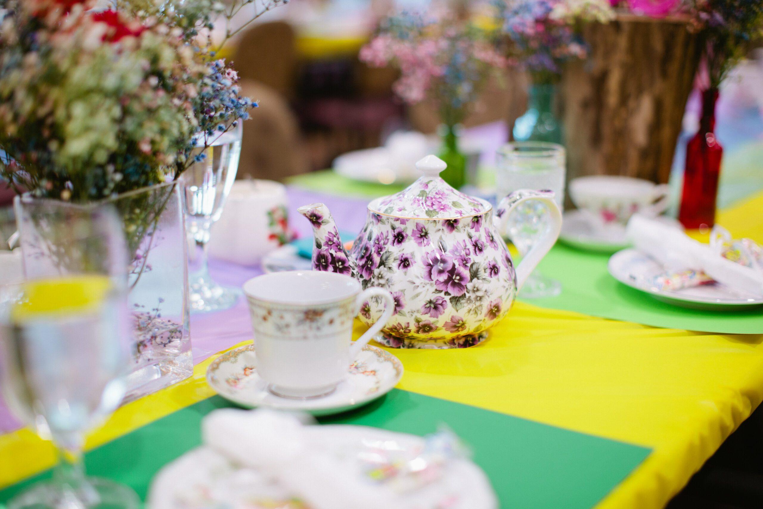 Mother Daughter Tea Party: Memories that last a lifetime