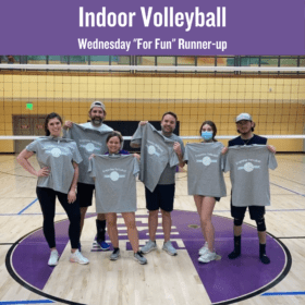 Indoor Volleyball Champs 1