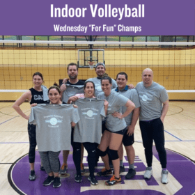 Indoor Volleyball Champs