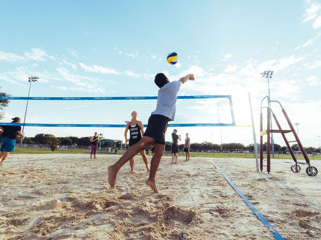 Adult Beach Volleyball