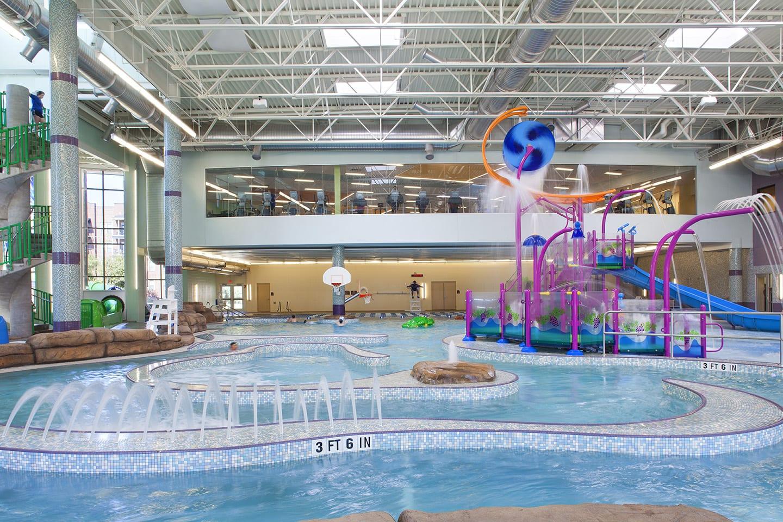 The REC Aquatic Center