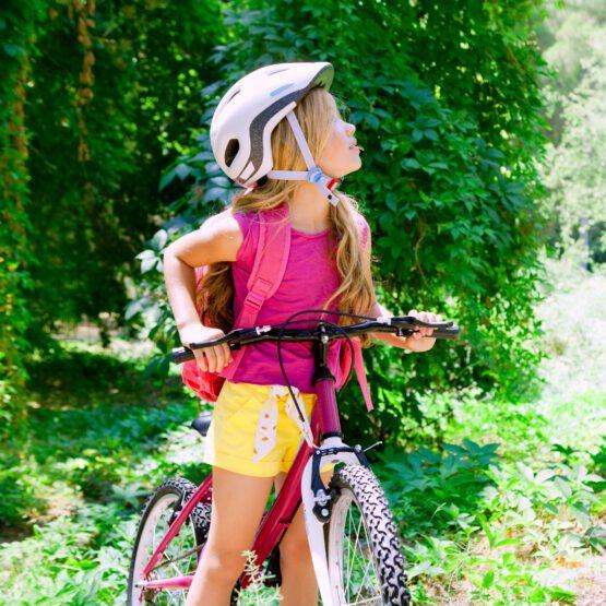 Take A Kid Mountain Biking